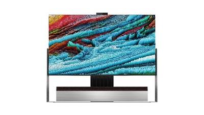 TCL X92 Pro Series OD Zero Mini LED 8K TV